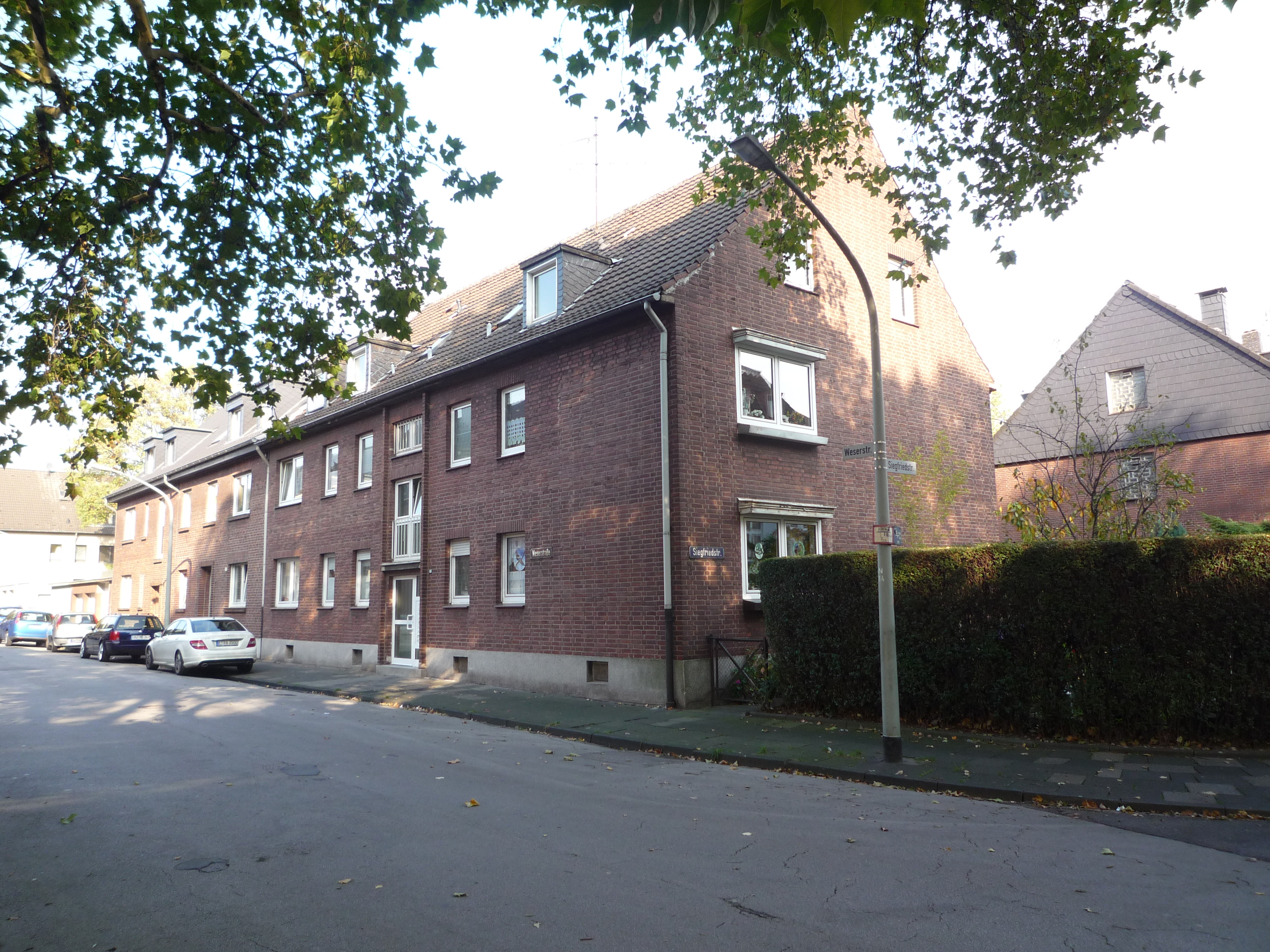 Duisburg - Weser Str. 66