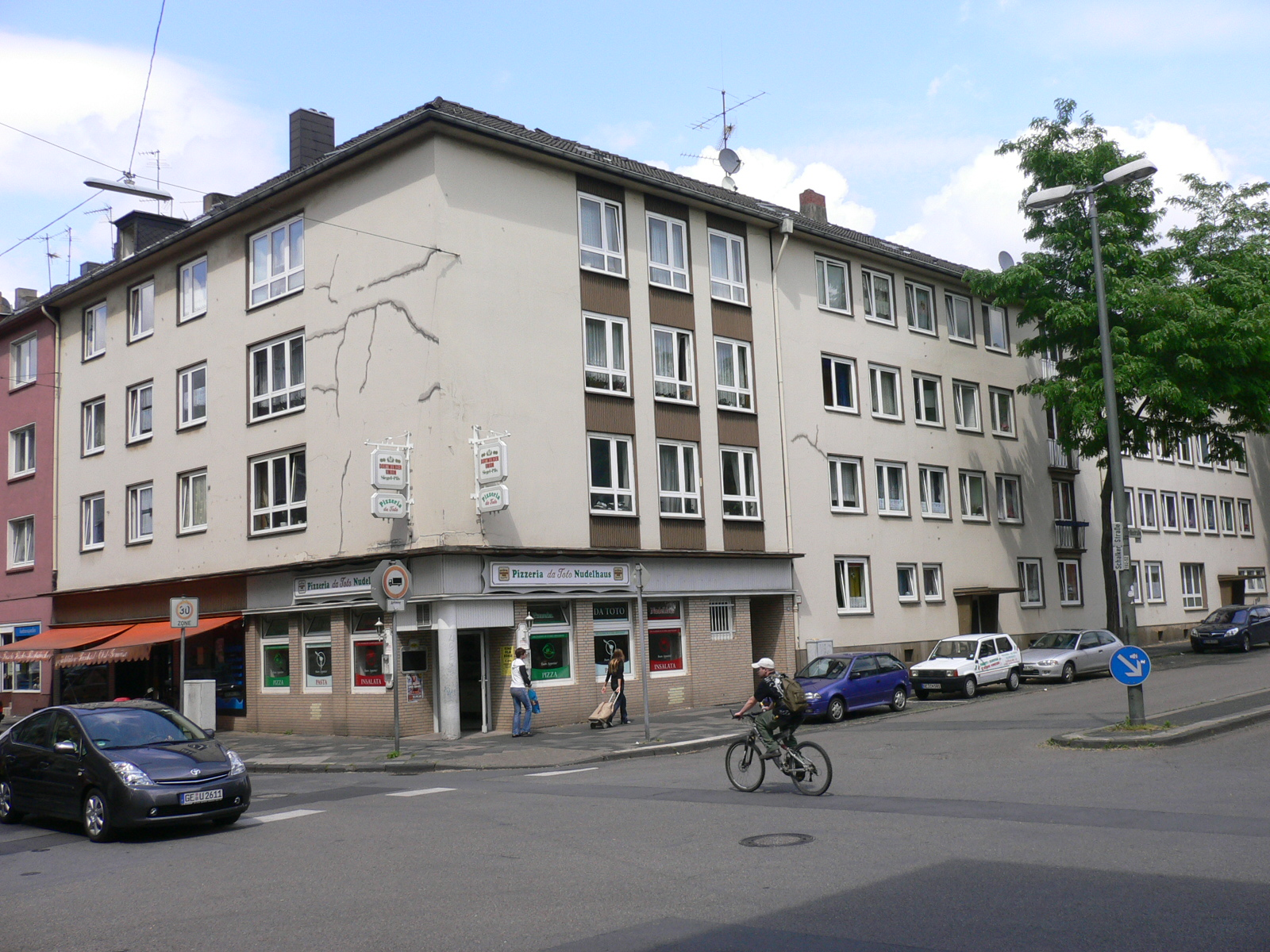Gelsenkirchen - Grillostr. 64 - 68