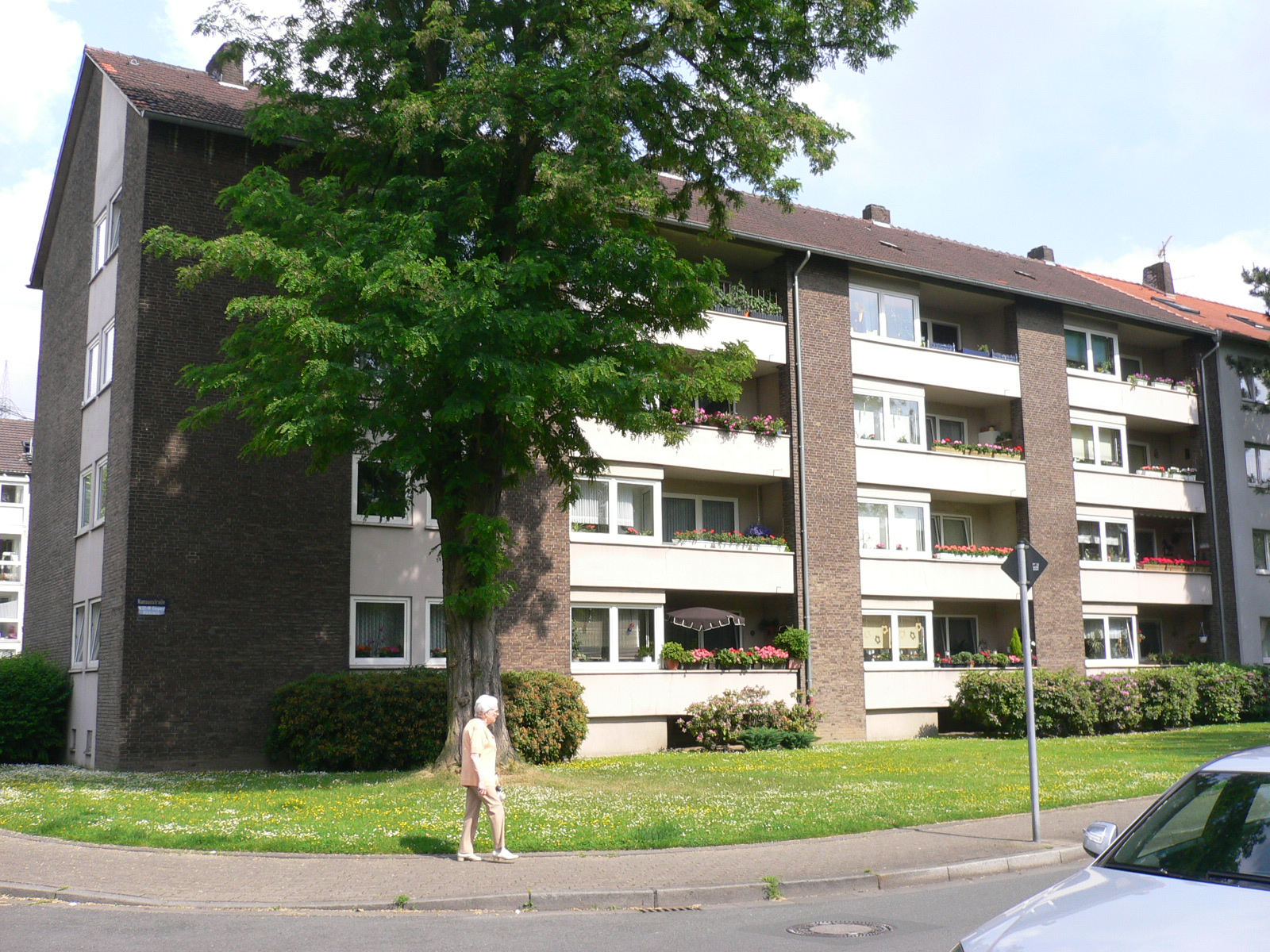 Gelsenkirchen - Nansen Str. 20 und 22