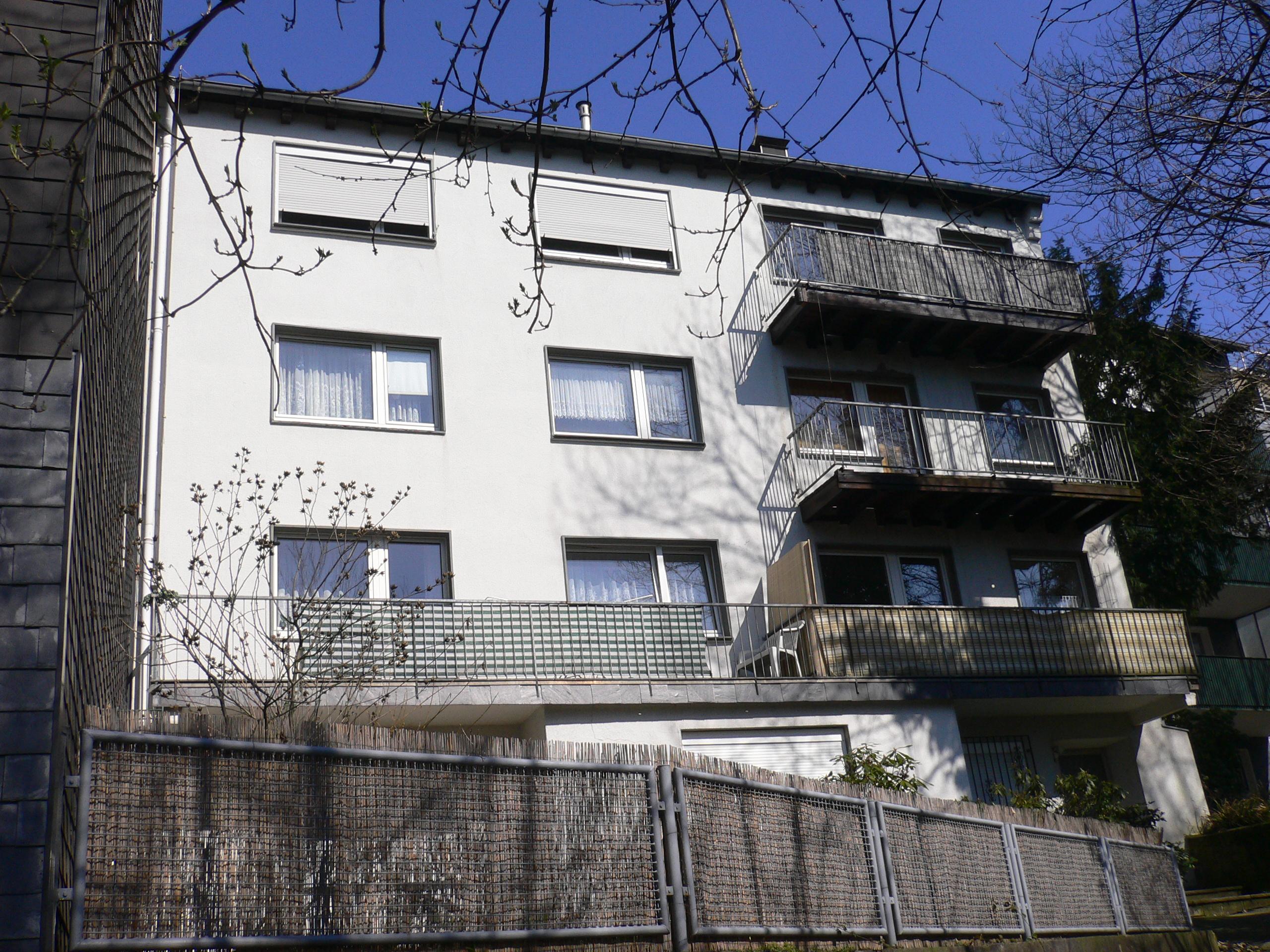 Wuppertal - Elisenstr. 24