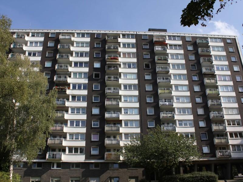 Beispiele aus dem Großportfolio Essen mit 54 Mehrfamilienhäusern und 519 Wohnungen