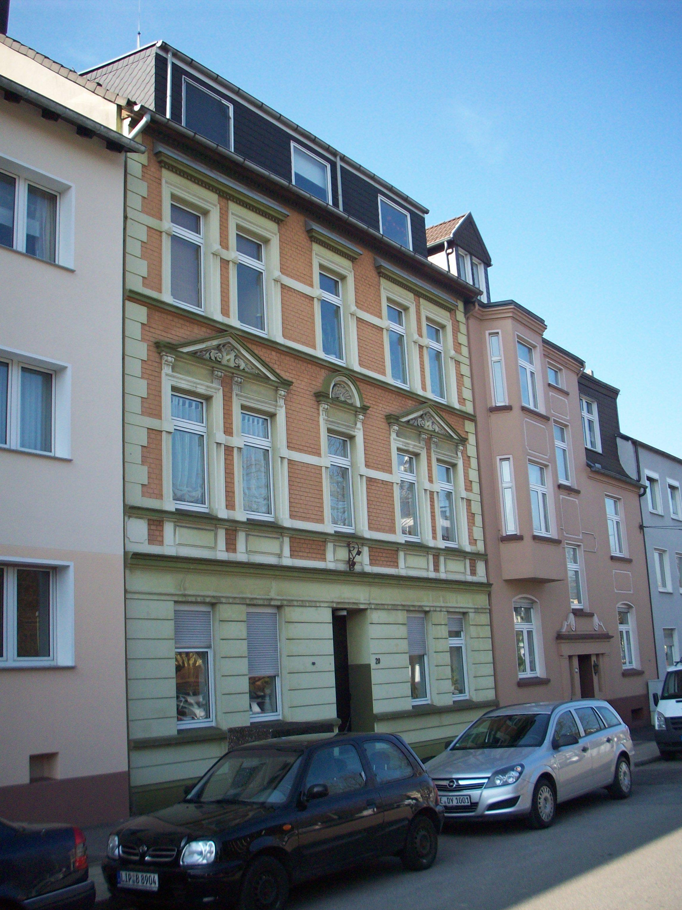 Essen - Schweriner Str. 20