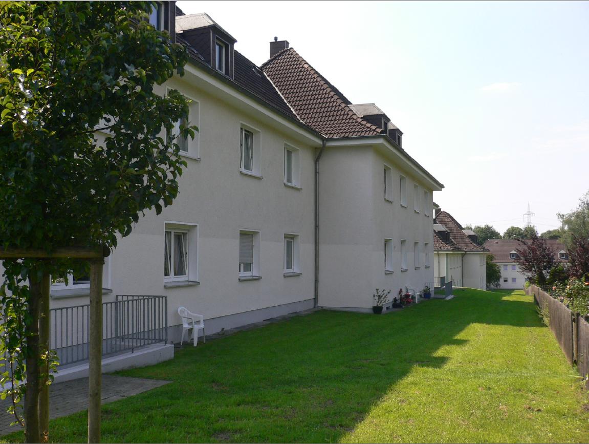 Gelsenkirchen - Wohnanlage Eickenscheidtstraße, Nattmannsweg 1