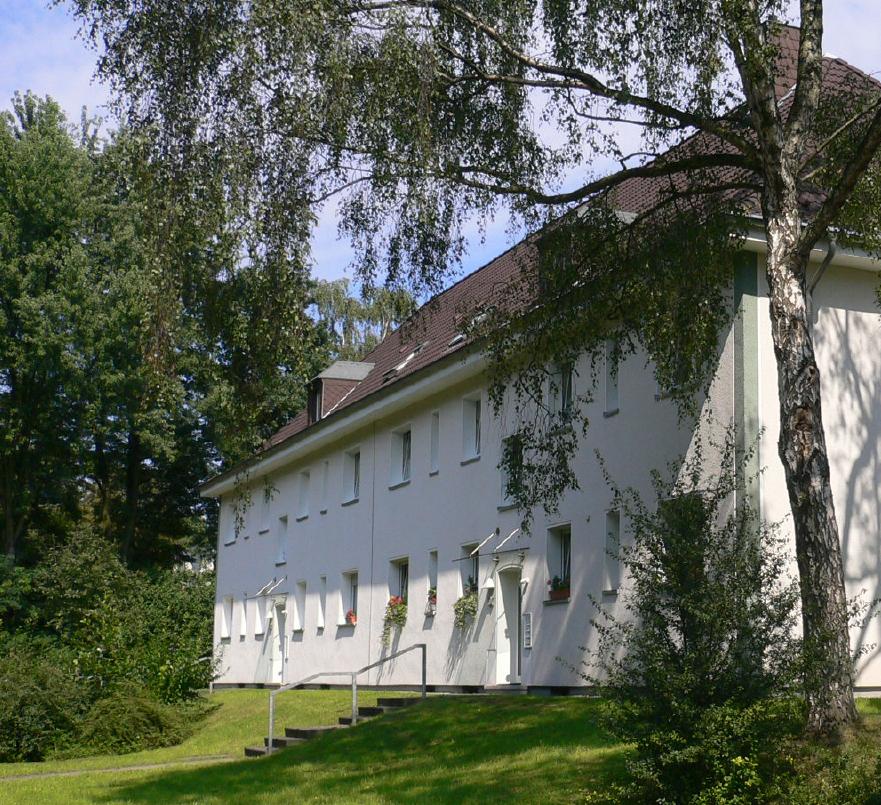 Gelsenkirchen - Wohnanlage Eickenscheidtstraße, Nattmannsweg 2