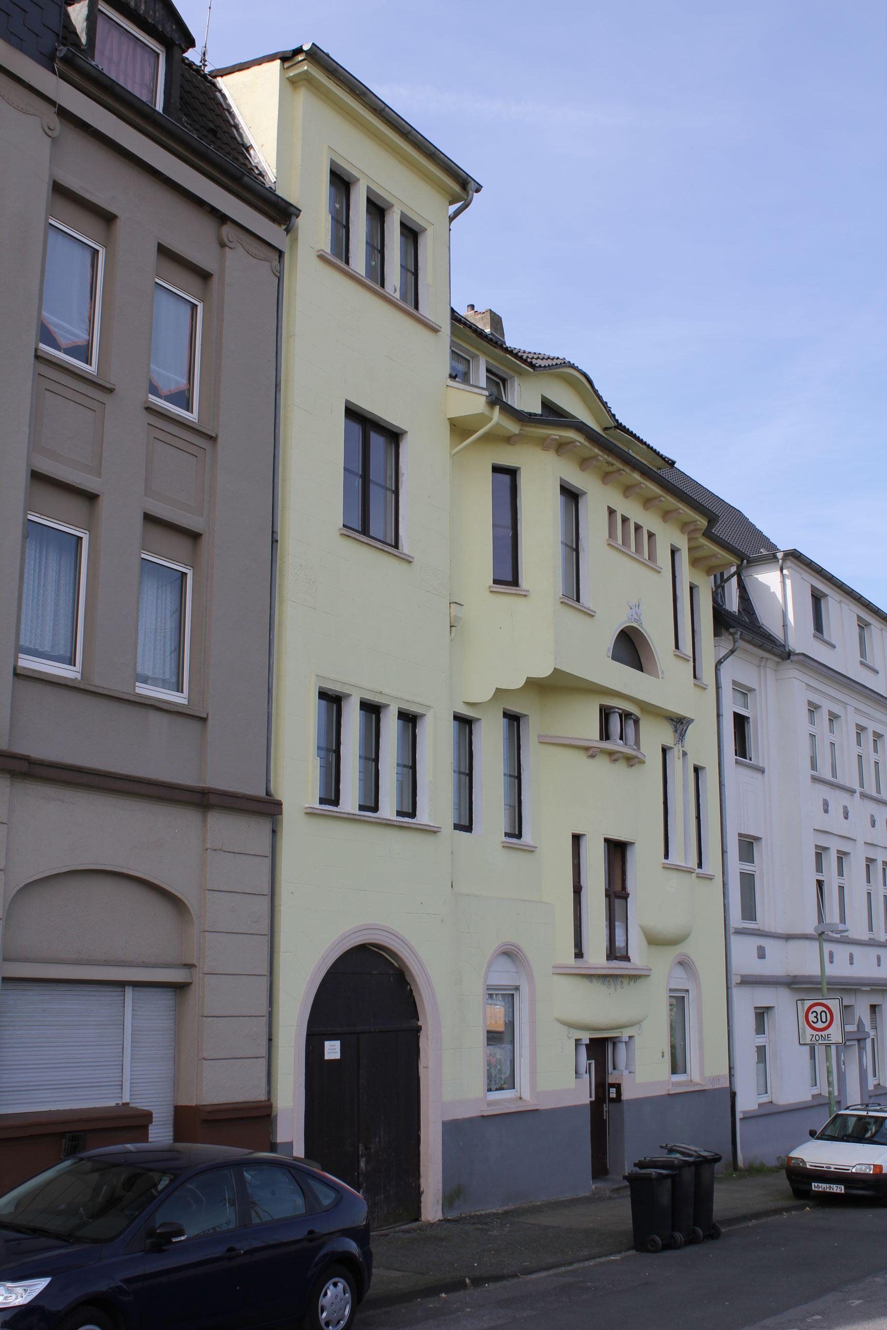 Giesebrechtstraße 3, Essen