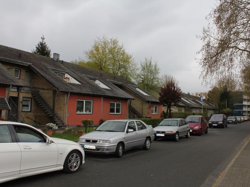 Wohnanlage und Einfamilienhäuser aus Wohnportfolio in NRW