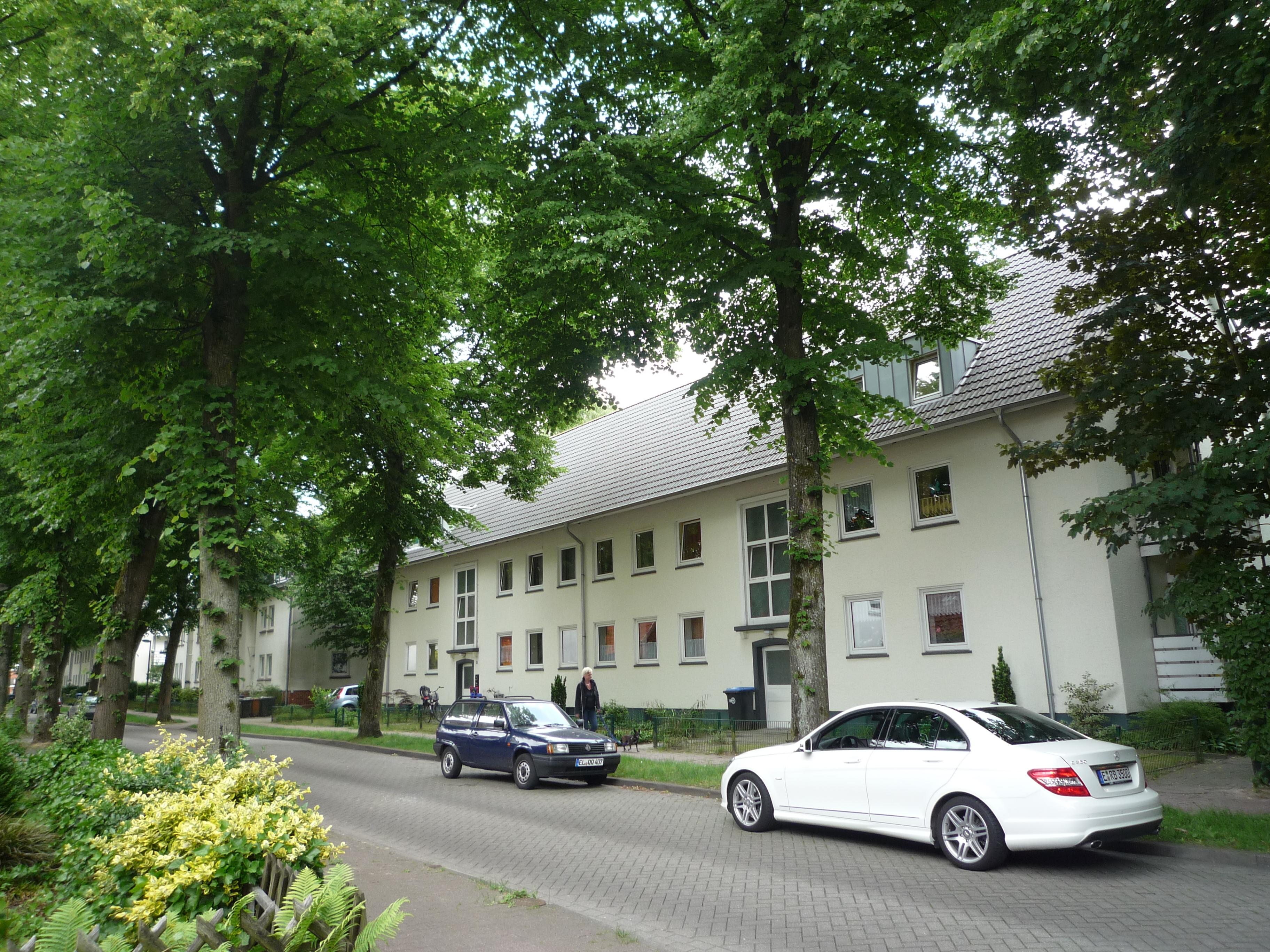 Lingen - Schützenstraße 61 - 71