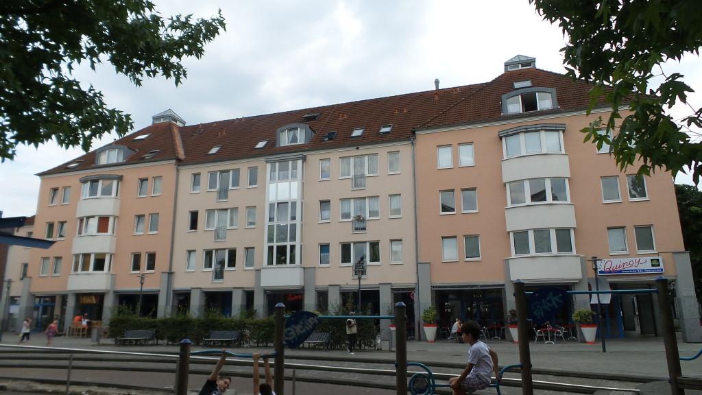 Wohn- und Geschäftshäuser Krefeld