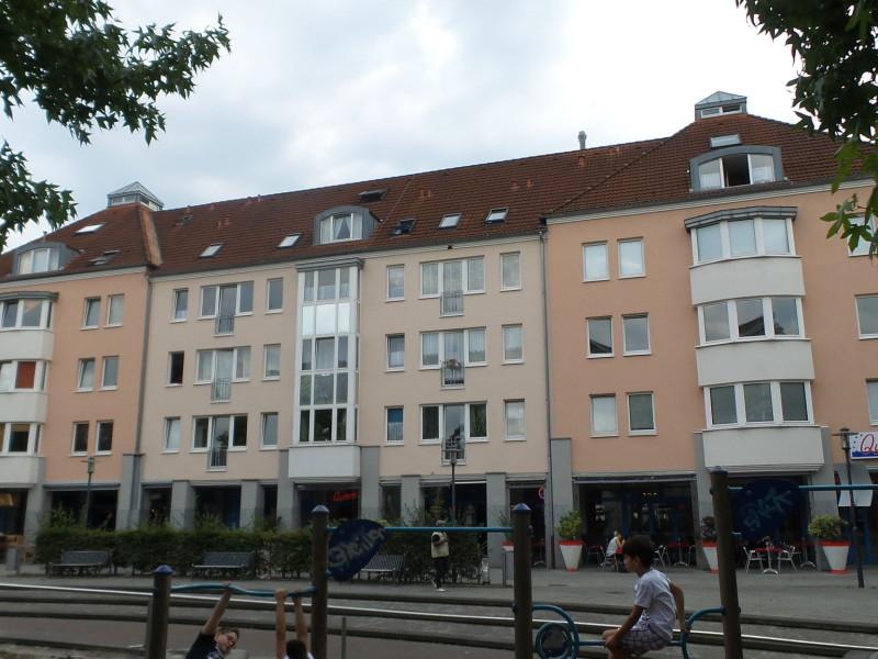 Königstr. 1-7, Max-Petermann-Platz 2-4 in Krefeld