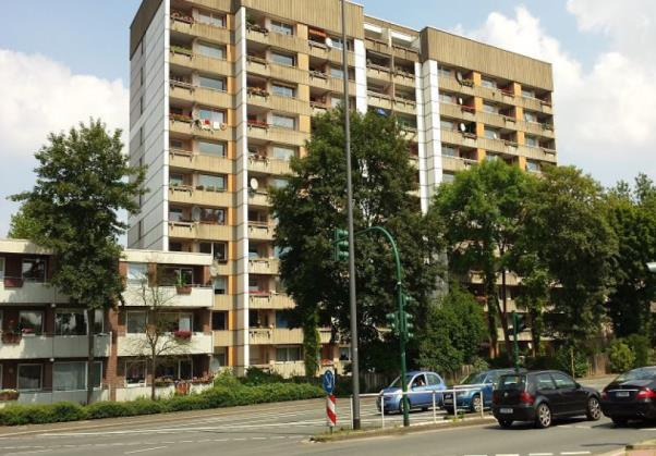 Hünninghausenweg 70-78 in Essen