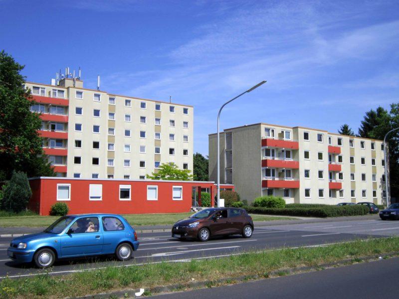 Studentenwohnheim – Hubertusstraße 149 in Mönchengladbach