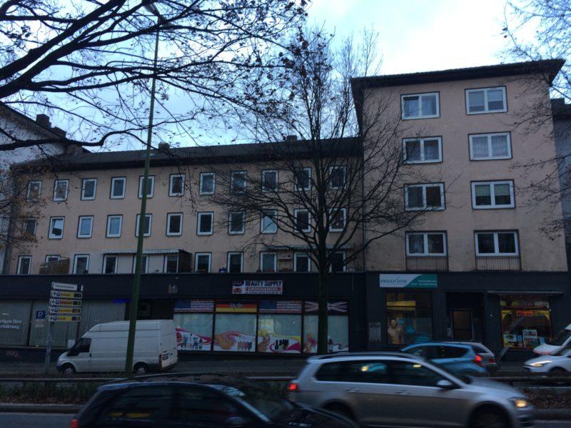 Erfolg im Advent – Wohn- und Geschäftshausensemble Hindenburgstr. 42-48 in Essen City verkauft