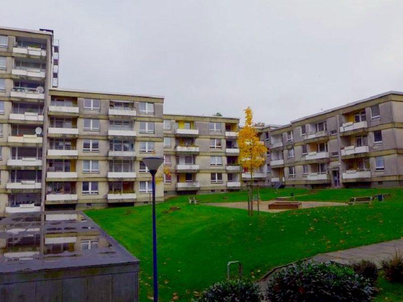 Wohnanlage in Radevormwald mit 413 Wohneinheiten