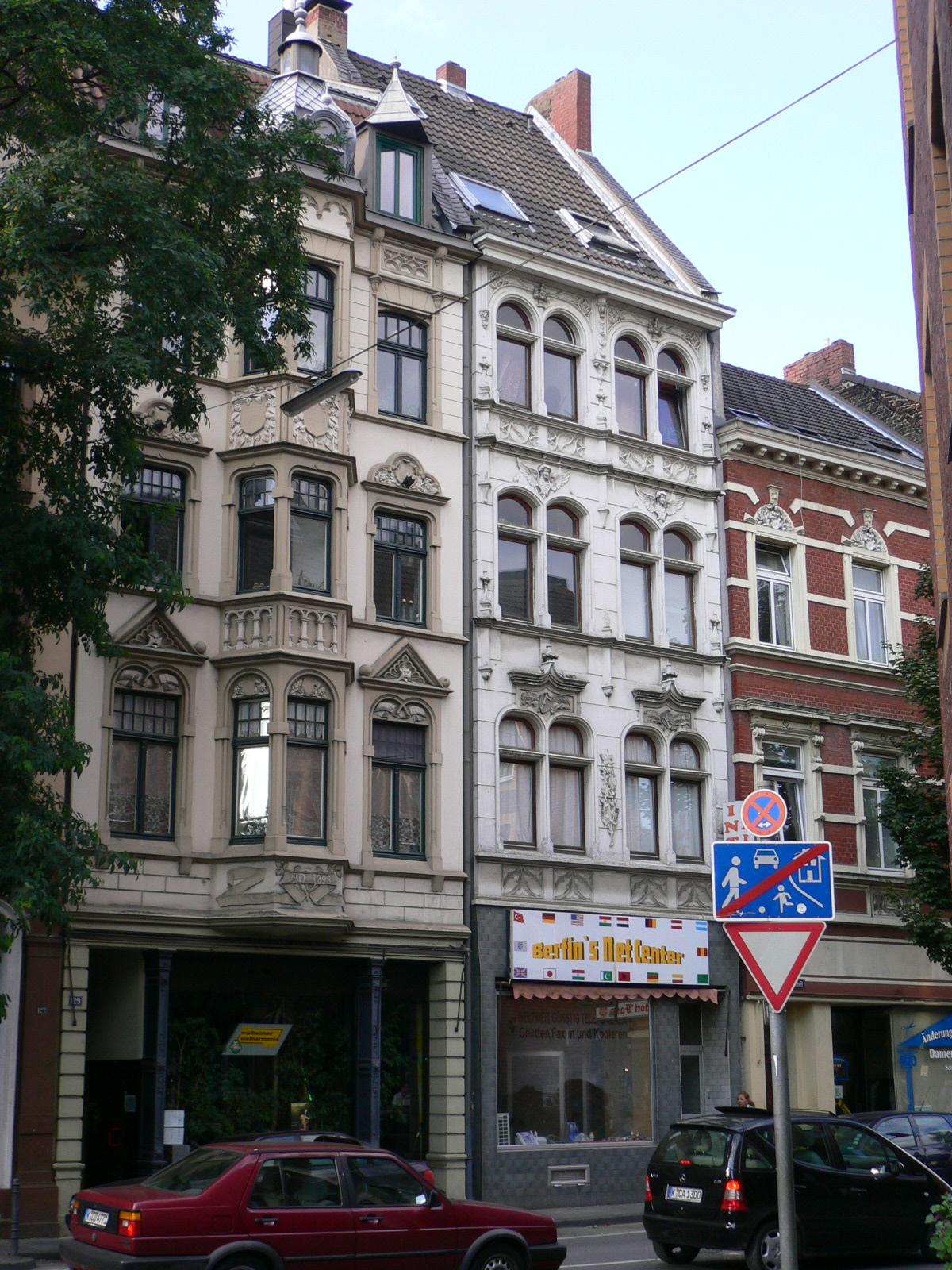 Mülheimer Freiheit Köln