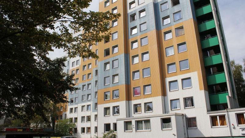 "Studentenwohnheim ""Papageienhaus"" verkauft"