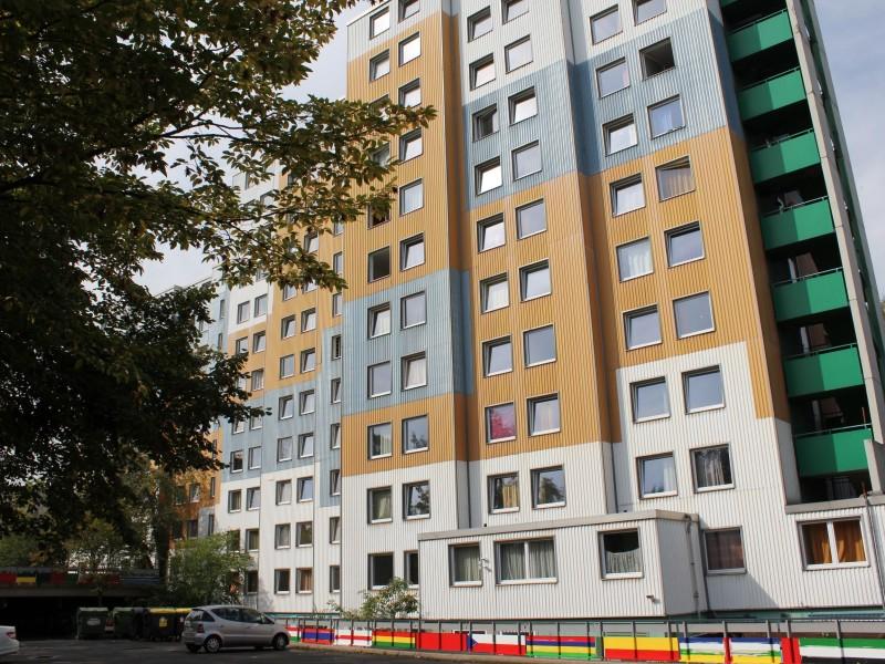 Studentenwohnheim mit 483 Wohneinheiten in Bochum