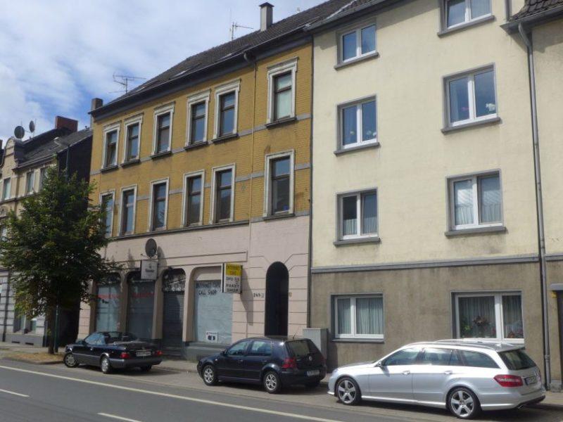 Wohn- und Geschäftshaus mit Sensationsrendite in Essen