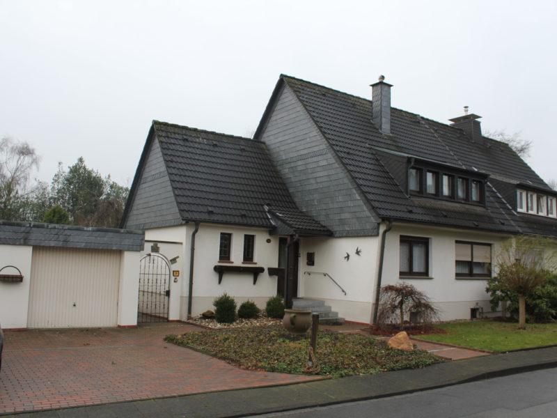 Liebevoll gepflegtes Einfamilienhaus in Mülheim an der Ruhr