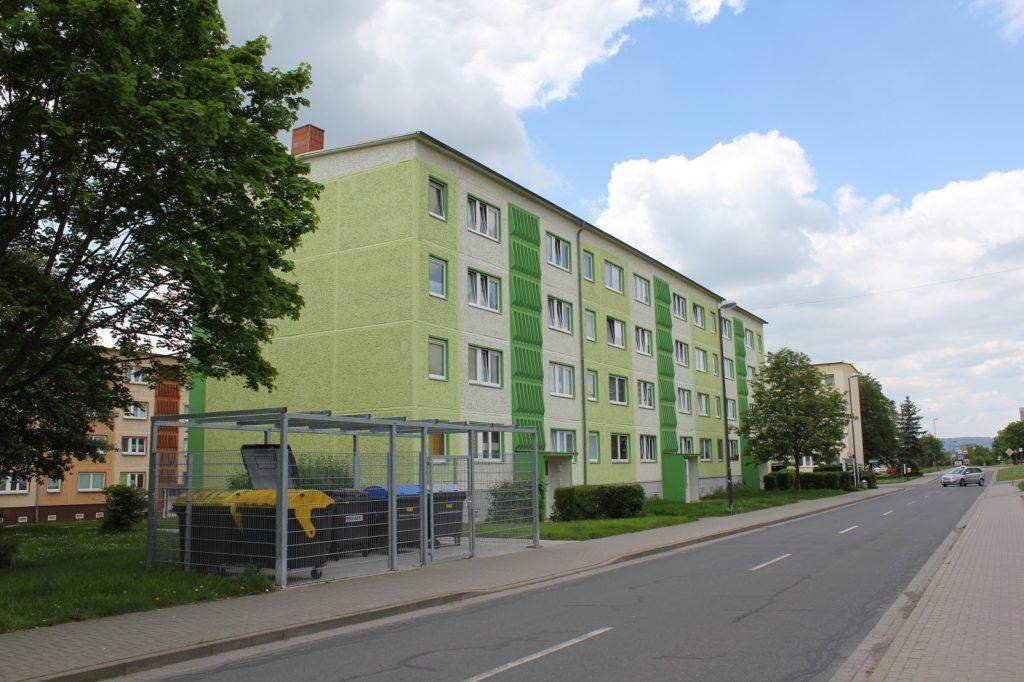 Investition Wohnanlage Bad Frankenhausen