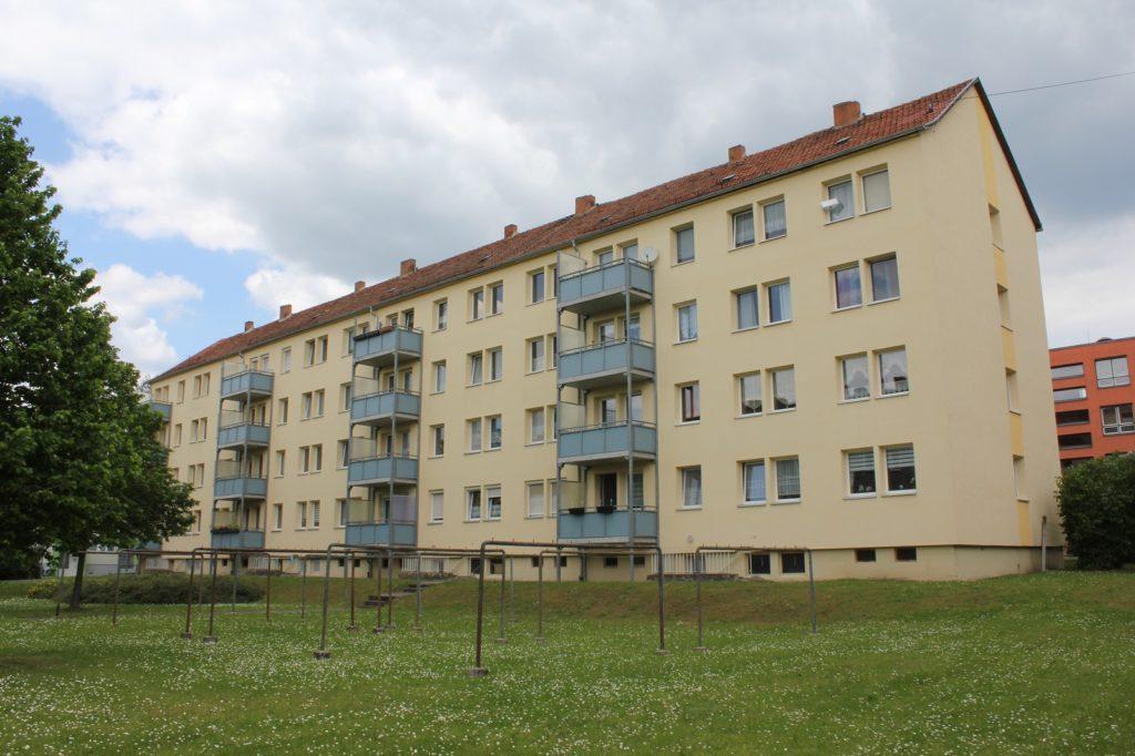 Kapitalanalge Wohnanlage Mehrfamilienhäuser Bad Frankenhausen