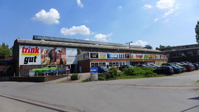 Gewerbepark  Essen-Steele verkauft!