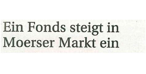 Immobilien Zeitung veröffentlicht Deal von BEIER