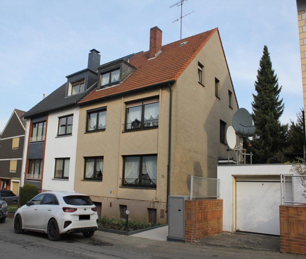 Mehrfamilienhaus Böhmerstr Essen