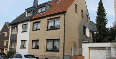 Zweifamilienhaus in ruhiger Wohnlage in Essen verkauft