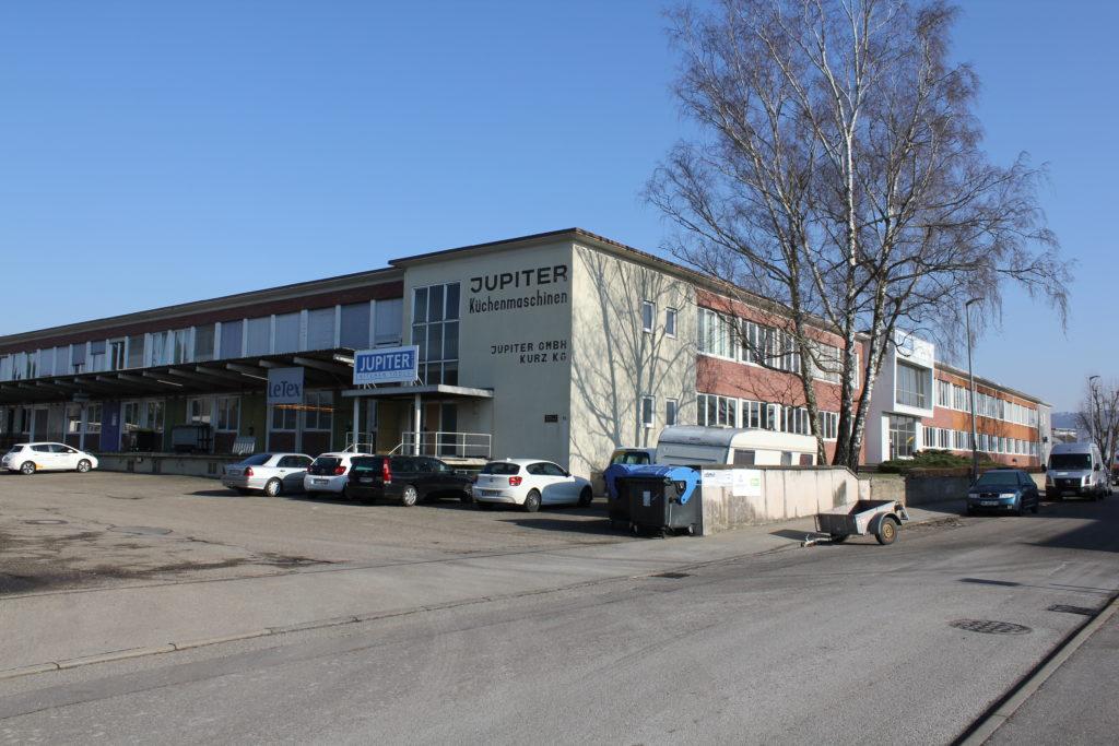 Gewerbeobjekt bei Stuttgart