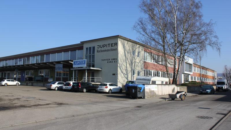 NIW kauft ehemaliges Jupiter-Küchenmaschinenwerk