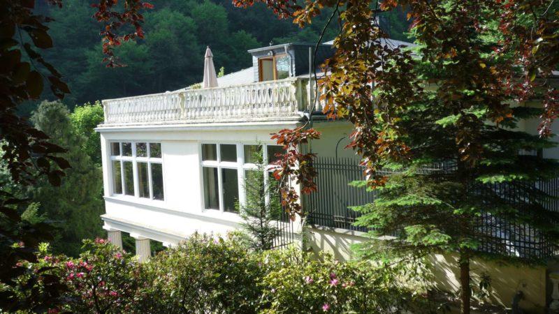 Ambiente atmet Geschichte! – 344 m² Luxus-Wohnung in Gründerzeit – Villa verkauft