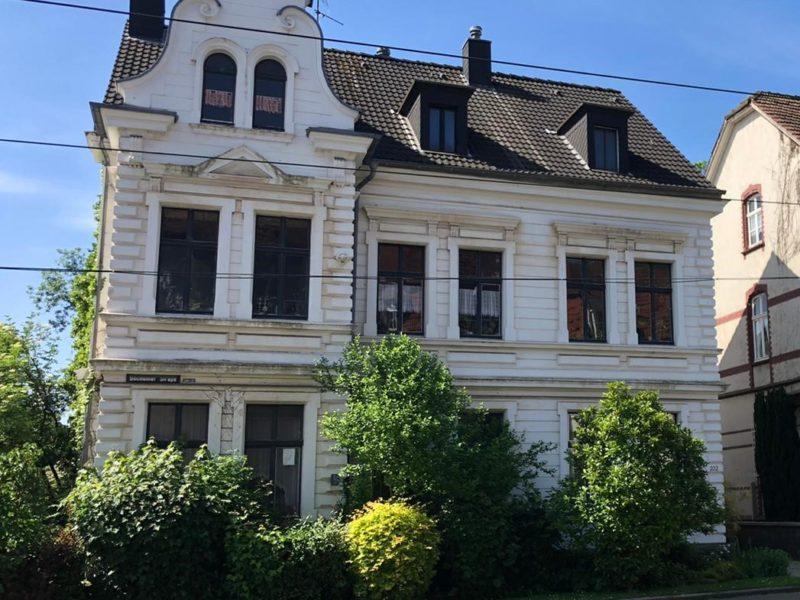"""Stadtvilla mit Charme mitten im """"Kreativ.Quartier Ückendorf"""""""